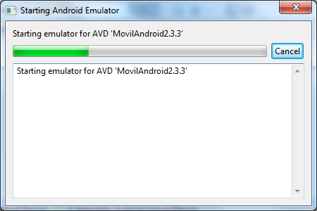 android avd07
