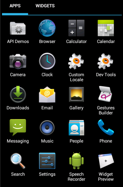 android avd20